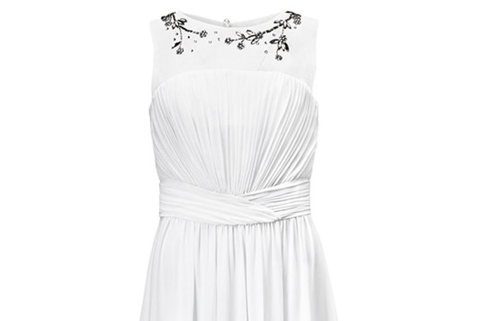 Is this the cheapest wedding dress in the world? H&M to launch an eco-friendly wedding frock