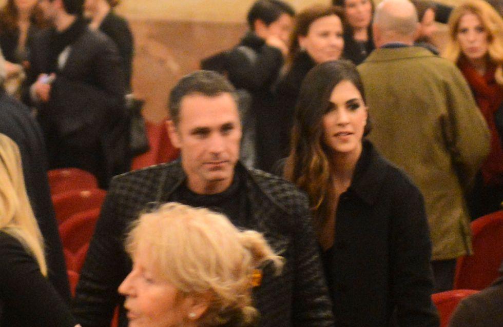 Raoul Bova e Rocio innamorati: foto