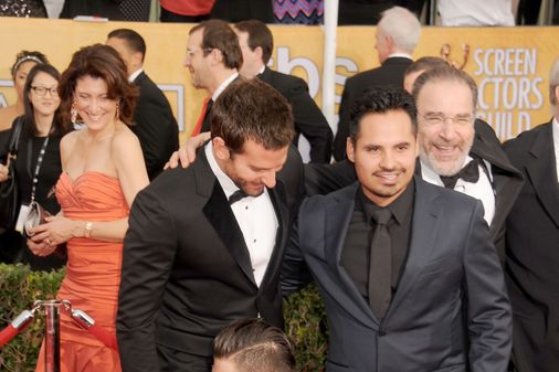 Angriff vom 'Grammy-Crasher' auf Bradley Cooper
