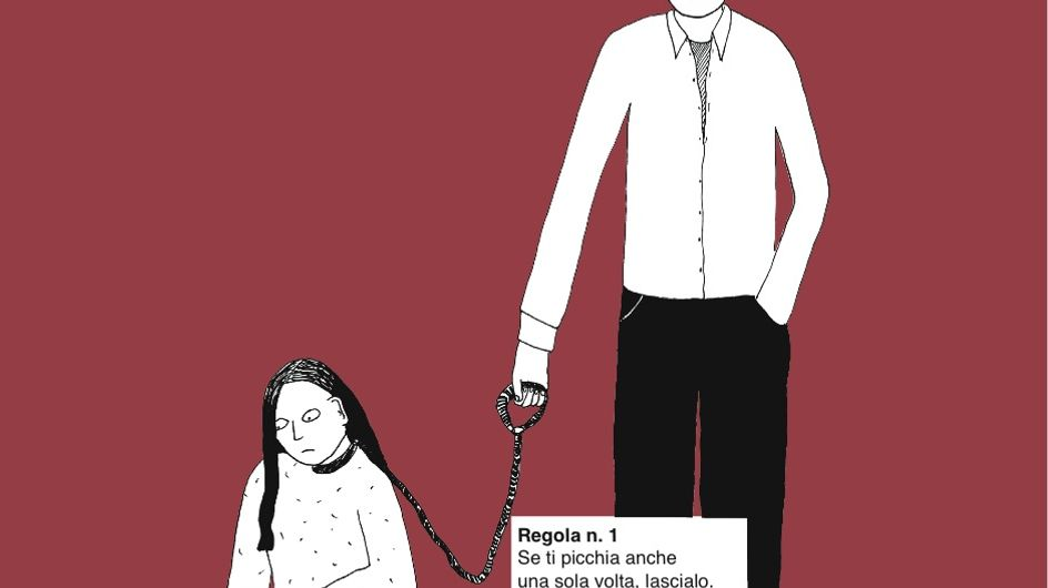 Graphic novel sulla violenza di coppia