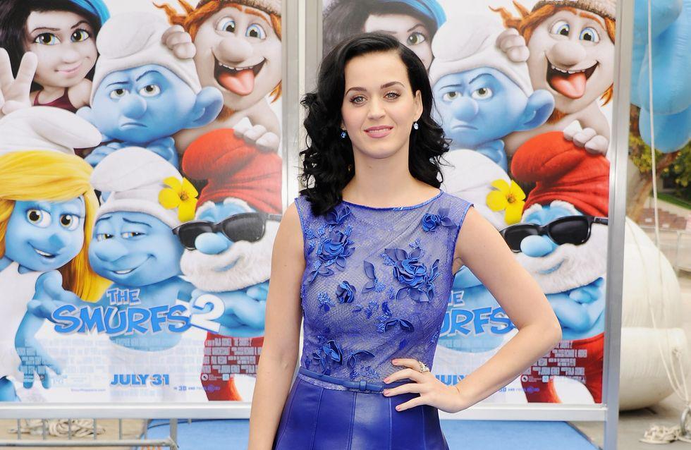 Katy Perry : Un décolleté vertigineux pour GQ (photo)