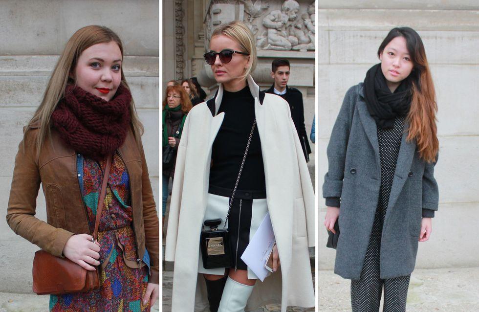 Fashion Week : Du beau monde au défilé Chanel ! (Photos)