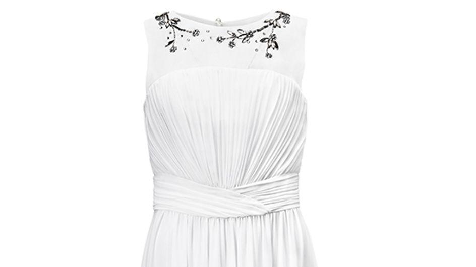 H&M lance une robe de mariée à petit prix (Photo)