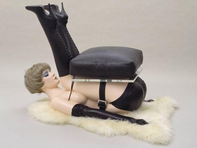 """La chaise version """"blanche"""""""
