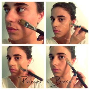 "Primer: fundamental para ""colar"" a base no rosto"
