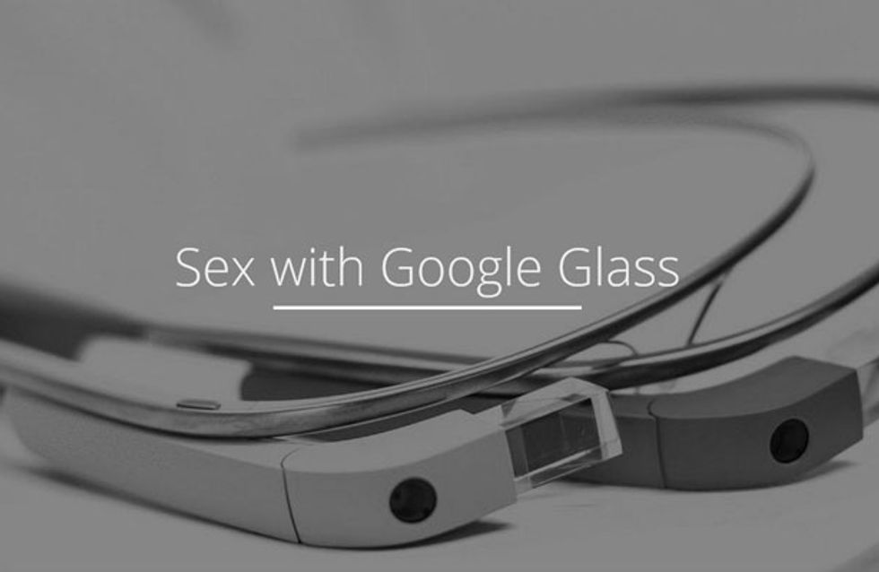 Sex with specs: See yourself shag via Sex with Google Glass app