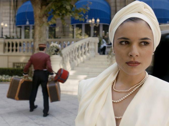 El personaje de Adriana Ugarte, Sira Quiroga