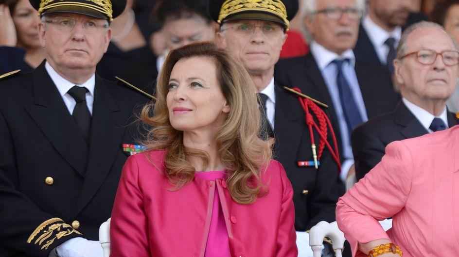 """Valérie Trierweiler : """"Encore disposée"""" à accompagner François Hollande aux USA"""