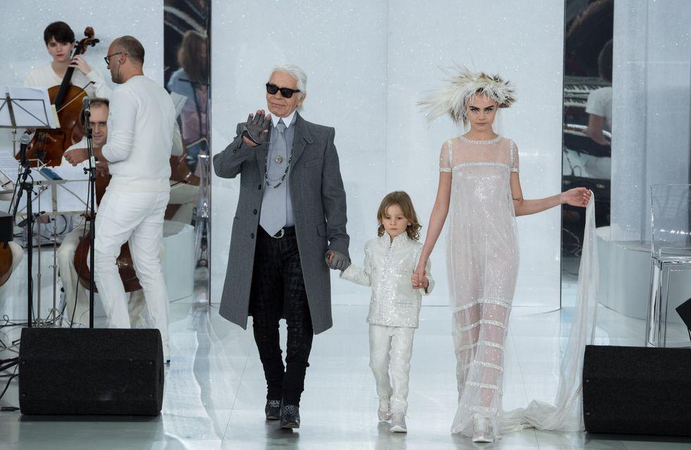 Von Lagerfeld bis Dior: Paris im Haute Couture Fieber