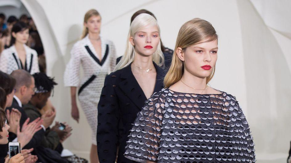 Christian Dior : le défilé Haute Couture Printemps-Eté 2014 en vidéos