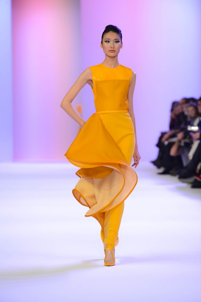 Défilé Stéphane Rolland Haute Couture Printemps-Eté 2014
