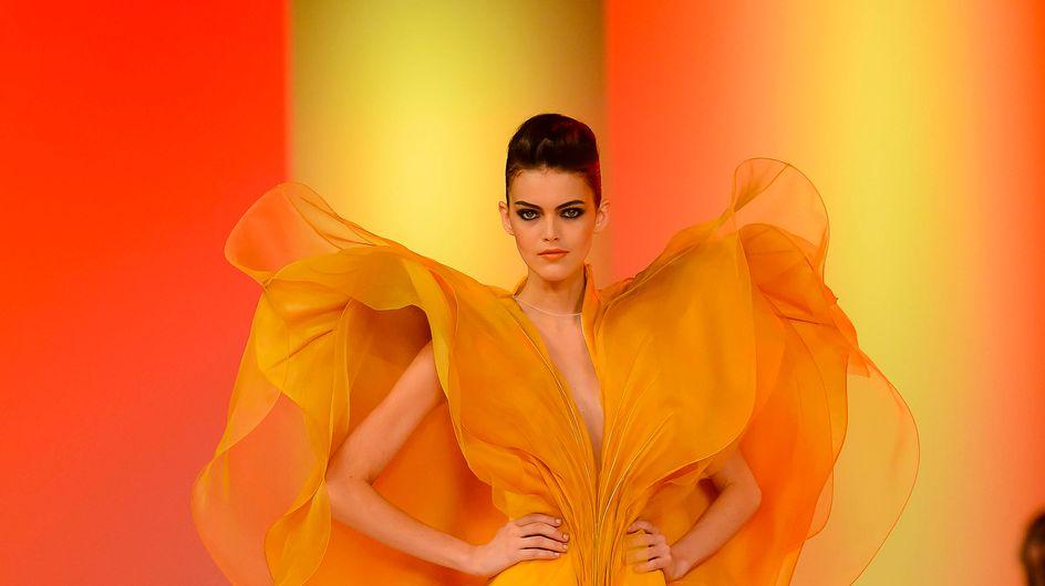 Stéphane Rolland, le défilé Haute Couture Printemps-Eté 2014 en vidéo