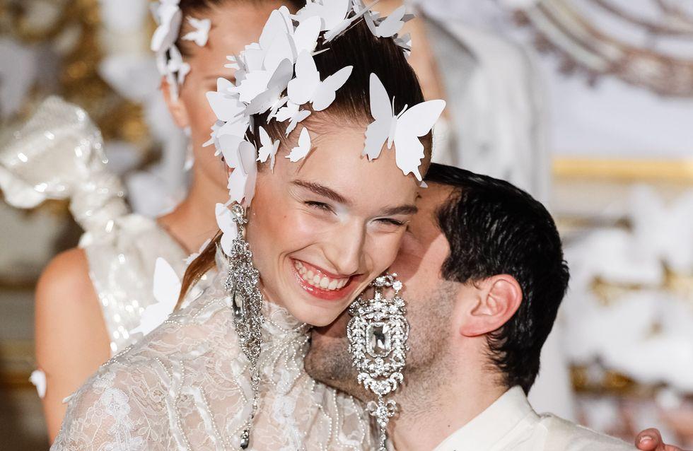 Alexis Mabille : Le défilé Haute Couture Printemps-Eté 2014 en vidéos