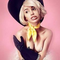 Miley Cyrus : Sa nouvelle obsession pour les dents pourries (photos)