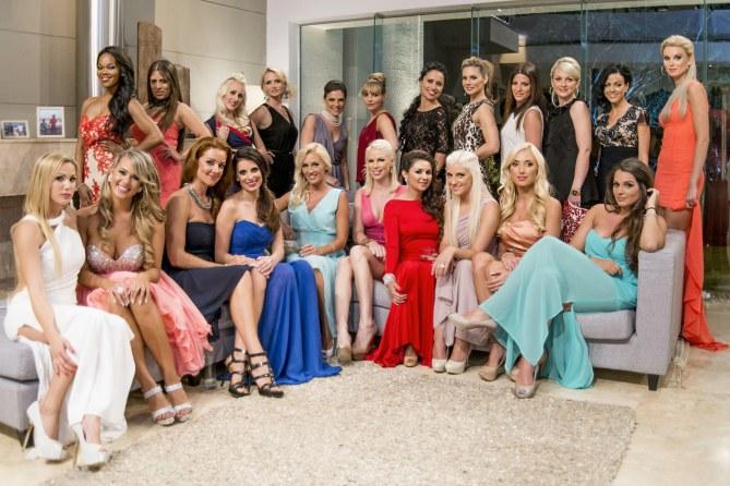 Die Bachelor Kandidatinnen 2014