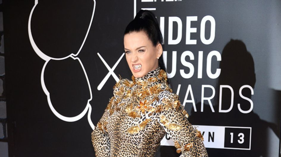 Katy Perry prayed for big boobs
