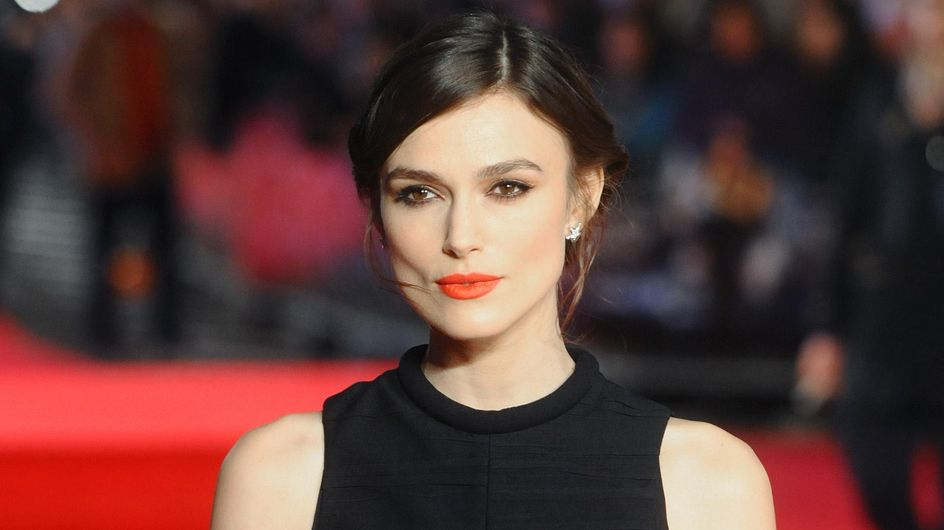Keira Knightley : Glamour pour fouler le tapis rouge (Photos)