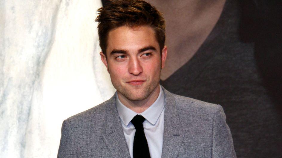 Robert Pattinson : Bye Bye la saleté, Hello la routine beauté !