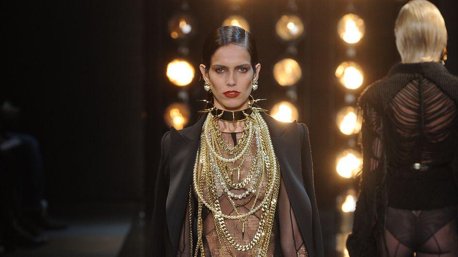 Alexandre Vauthier : Le défilé Haute Couture Printemps-Eté 2014 en vidéo