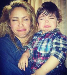 Figlio Shakira: un anno di foto