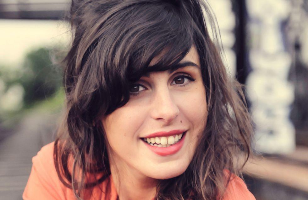Sandra Reinflet : « Libre comme l'oiselle »