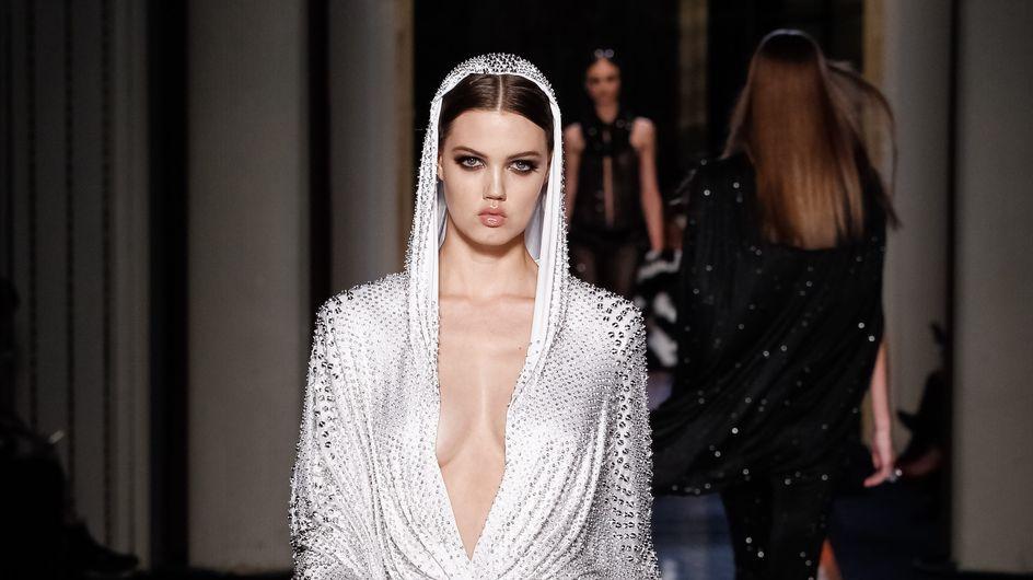 Versace: París Alta Costura Primavera Verano 2014 en vídeo