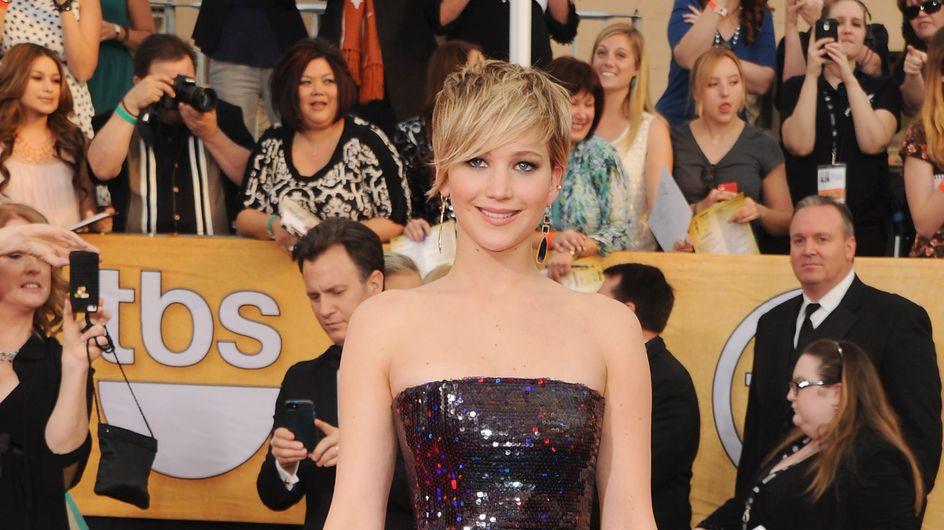 """Jennifer Lawrence : """"Je ne suis pas une icône de mode"""""""