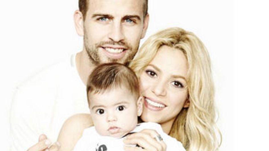 Shakira : La première année de son fils Milan en photos