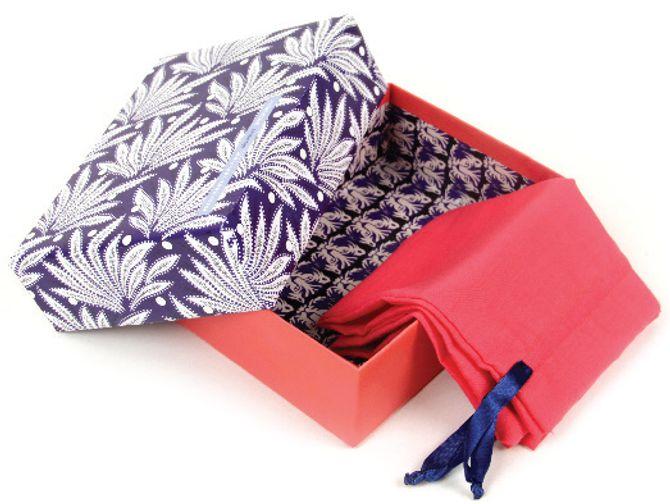 La box Princesse Tam Tam pour Birchbox
