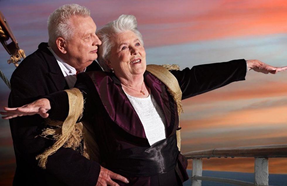 Insolite : Quand les pensionnaires d'une maison de retraite se prennent pour des stars (photos)
