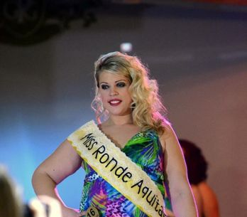 Miss Ronde 2014 : Miss Aquitaine couronnée (photos)
