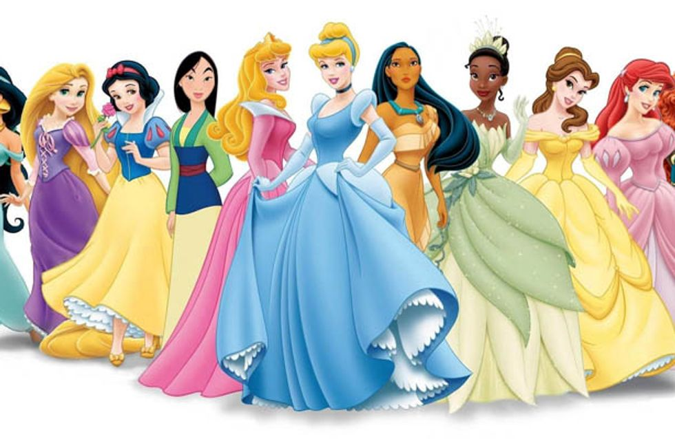 What Disney Princesses Taught Us About Romance