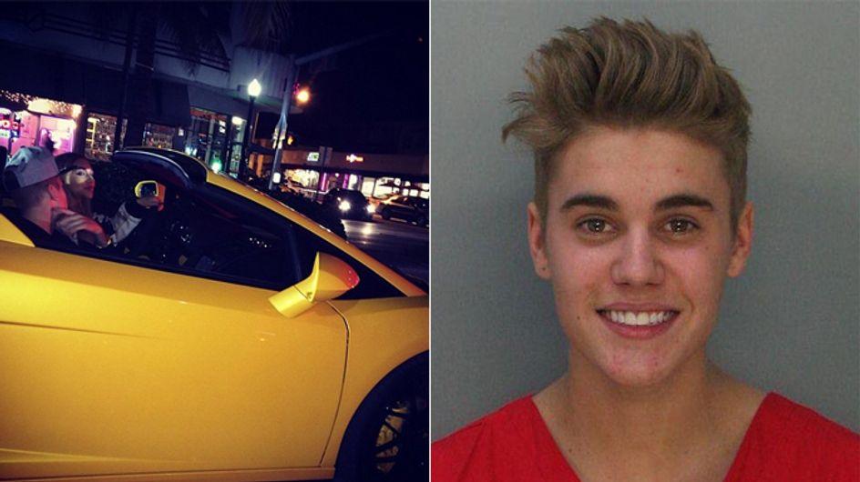 Autorennen, Alkohol & Drogen: Justin Bieber verhaftet!
