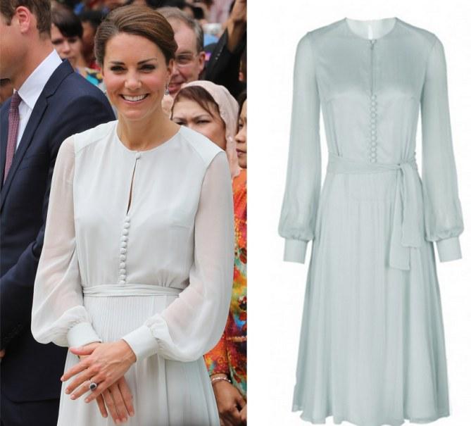 Louez la robe de Kate Middleton
