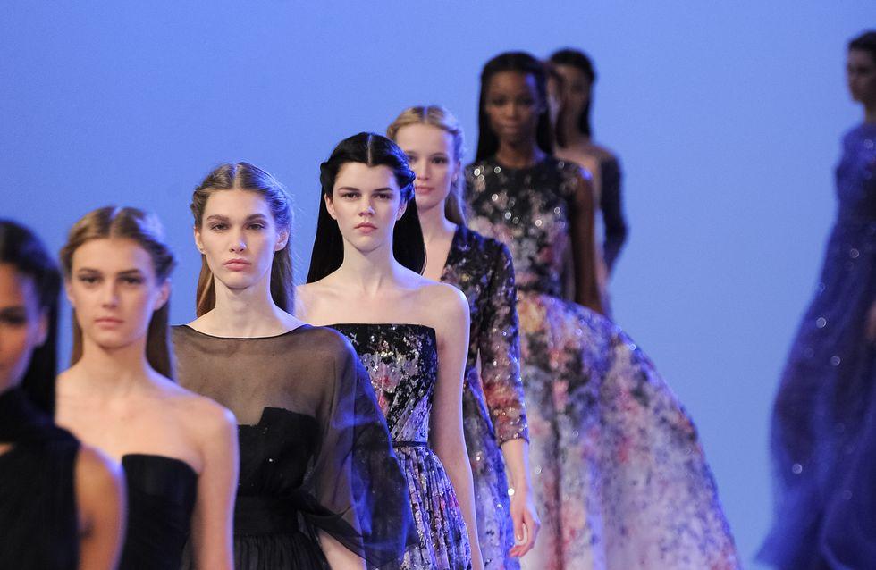 Elie Saab : le défilé Haute Couture Printemps-Eté 2014 en vidéo