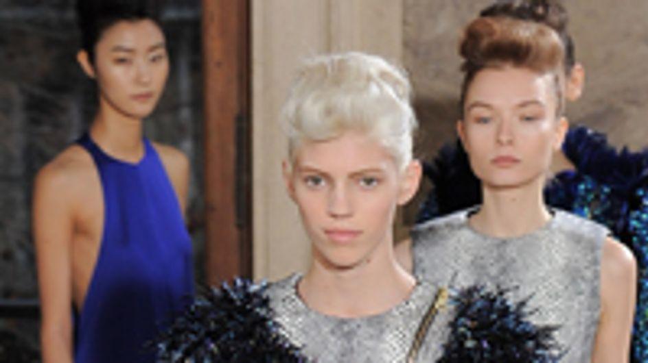 Bouchra Jarrar : le défilé Haute Couture Printemps-Eté 2014 en vidéo