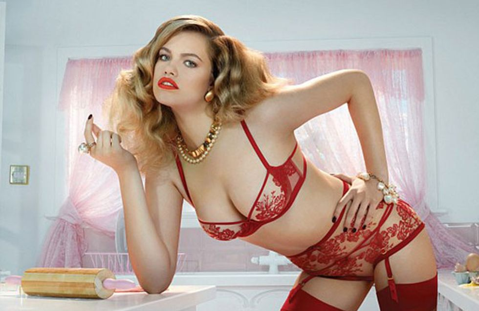 Agent Provocateur creates sexy Stepford Wives campaign for latest collection