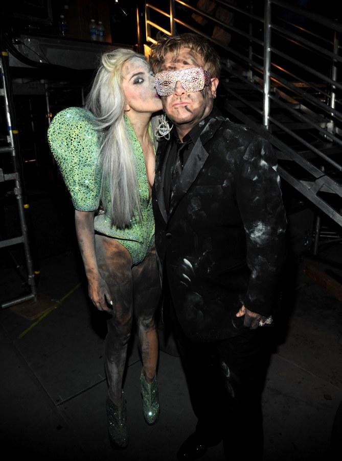 Elton John & Lady Gaga