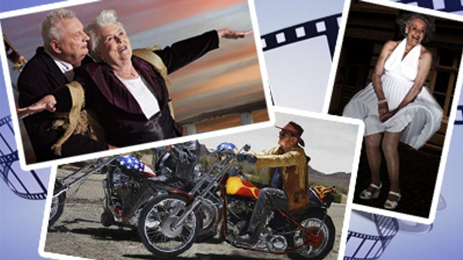Aus Ingeburg wird Marilyn: Senioren werden für Kalender zu Filmstars!