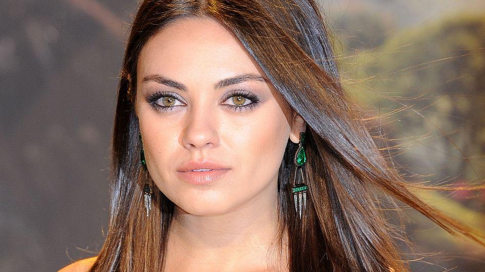 Geht's noch? Mila Kunis zahlt 15.000 € für Diamanten-Gesichtspeeling