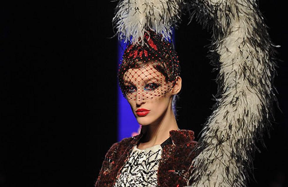 Jean Paul Gaultier: París Alta Costura Primavera Verano 2014 en vídeo