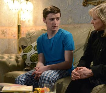 Eastenders 03/02 – Carol is speechless after David's proposal