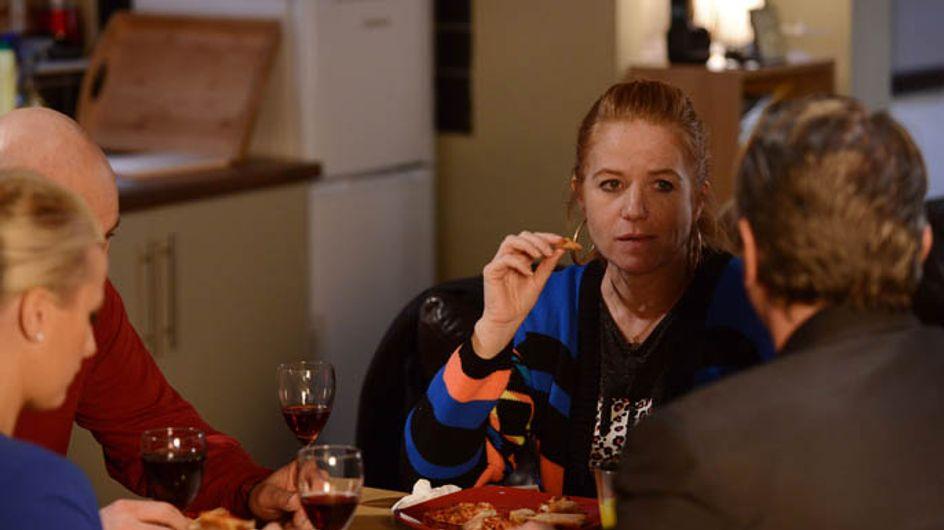 Eastenders 06/02 – Bianca is annoyed that Nikki is still around