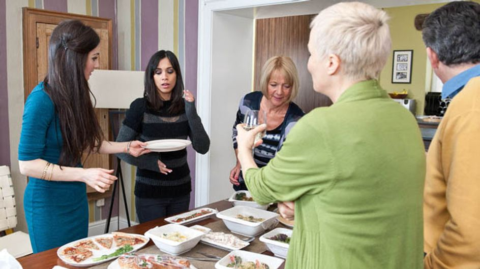 Emmerdale 06/02 – Leyla confronts Priya about her eating disorder