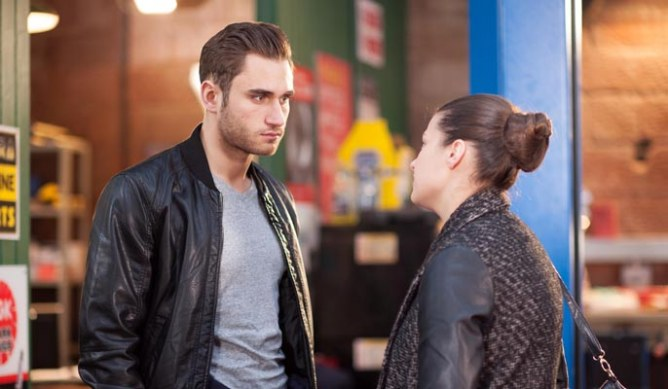 Sinead gives Freddie an ultimatum