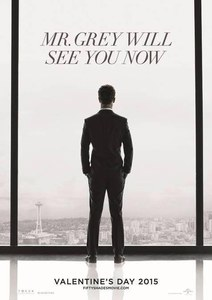 Erstes Filmplakat 'Shades of Grey'