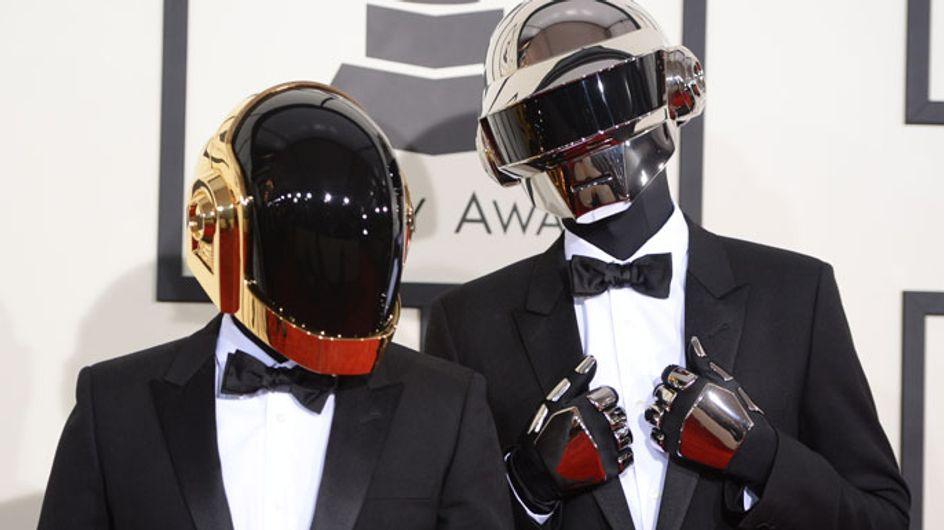 Unos Grammy con acento francés: Daft Punk arrasan