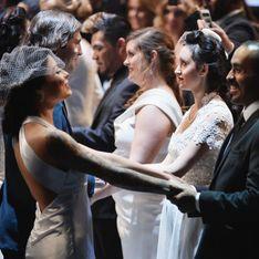 Ja zur Homo-Ehe! Massenhochzeit bei den Grammys 2014