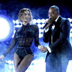 Grammys 2014: Jay-Z dankt Gott für Beyoncé & Blue Ivy!
