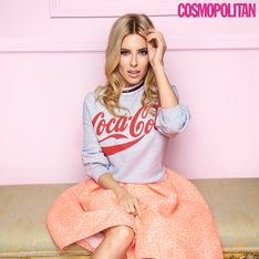 The Saturday's Mollie King dishes on break ups, fashion and fangirling
